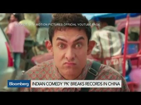 Bollywood Taps Into China's Movie Market