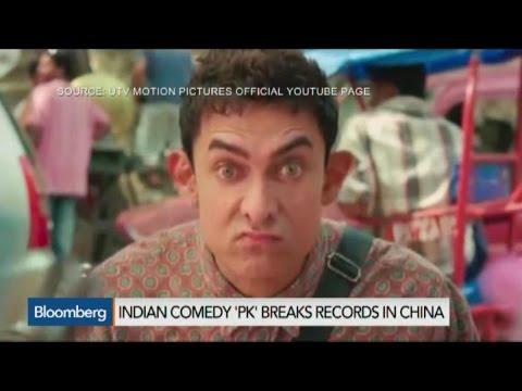 Bollywood Taps Into China's Movie Market