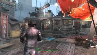 Fallout 4 on AMD Radeon R7 360 - fullHD 1080p, medium settings 30-40 FPS