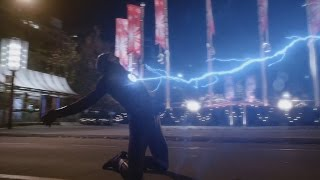 Every Time The Flash Got Struck By Lightning