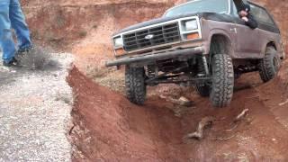 Bronco Crawling