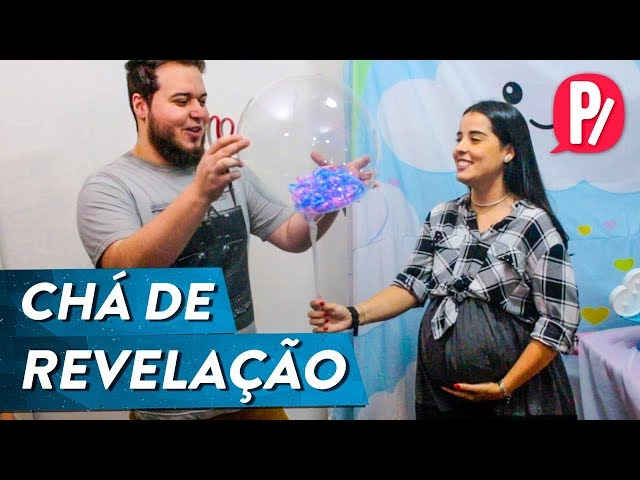 CHÁ DE REVELAÇÃO | PARAFERNALHA