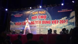 Mùa hè không nóng - Quang Anh tại Kinh Môn Hải dương
