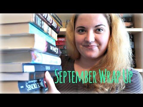 Wrap Up September 2018 | Ich habe 12 Bücher gelesen! | Neue Lieblinge