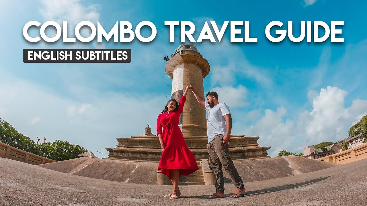 Most Beautiful Places in Colombo | Around Colombo | Sri lanka | TRAVEL VLOG #19