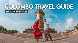 Most Beautiful Places in Colombo | Around Colombo | Sri lanka (English Subtitles)