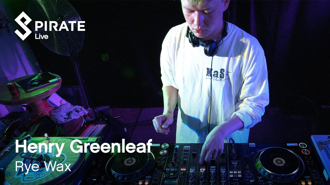 Henry Greenleaf DJ Set | Pirate Live x Par Avion