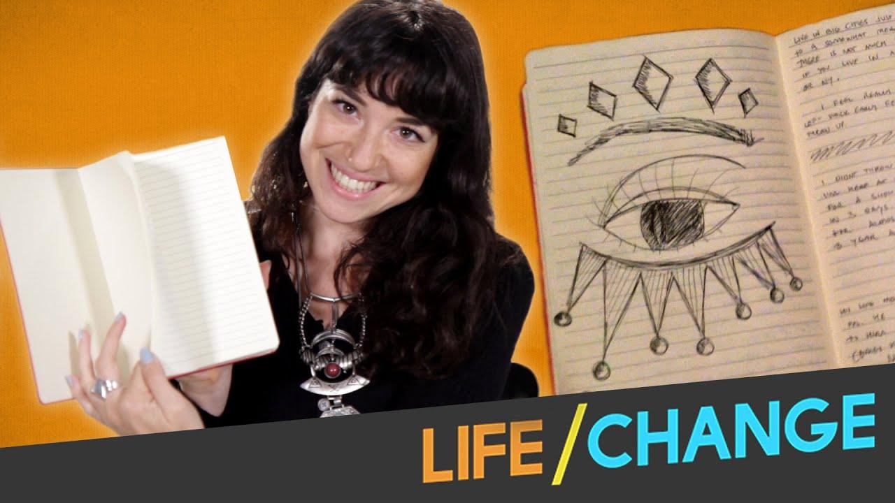 30 Days Of Journaling • LIFE/CHANGE