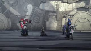 Transformers: Prime: Beast Hunters: Predacons Rising: Bumblebee's Ceremony