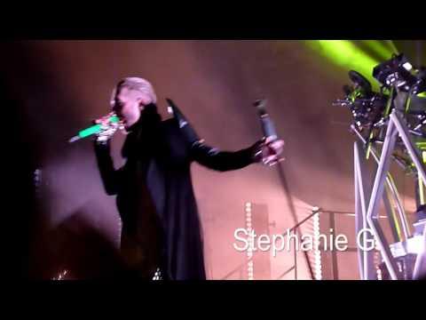 Tokio Hotel - Girl got a gun - Helsinki 9/4/2017