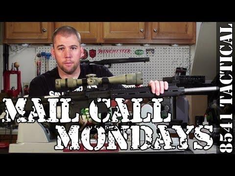 Mail Call Mondays #12 - Semi-Auto Rifle Cleaning (AR-10, LR-308, SR-25, M110)