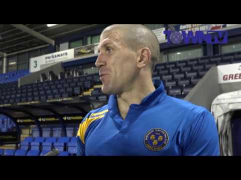 INTERVIEW | Adam El-Abd post Birmingham City (pre-season) - Town TV