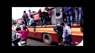 Train Route thala gana song/chennai college students vera level da.