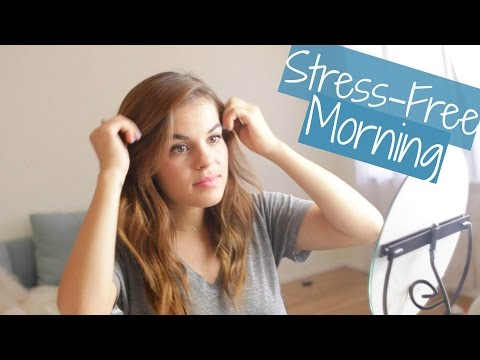 Back To School: Stress-Free Morning