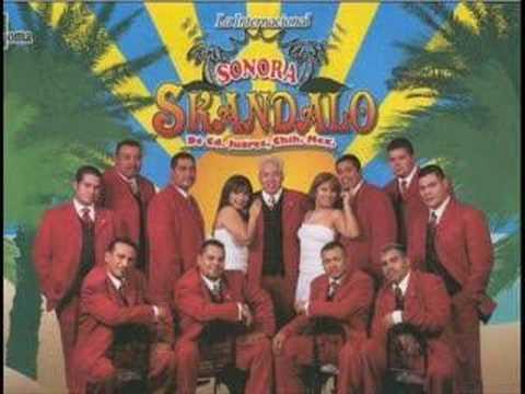 Siempre es la misma situacion - Sonora skandalo from YouTube · Duration:  3 minutes 20 seconds