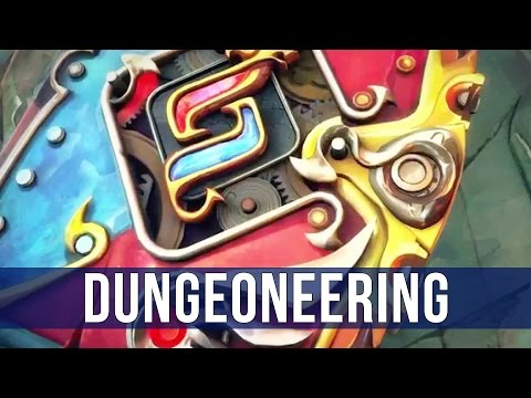 Chronicle: RuneScape Legends – First Time Dungeoneering! (Gameplay)