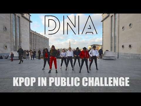[KPOP IN PUBLIC CHALLENGE BRUSSELS] BTS (방탄소년단) 'DNA' - Dance cover by Move Nation