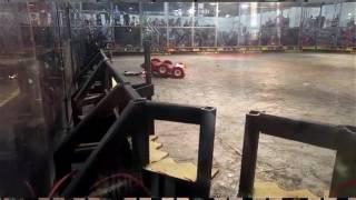 RG17 - Touro Maximus vs Sewer Snake