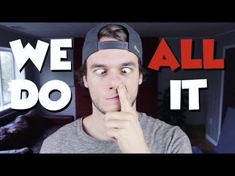 THINGS THAT EVERYONE DOES | Absolutely Blake