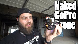 Tiny Trainers and Naked GoPros in a St. Louis Warehouse