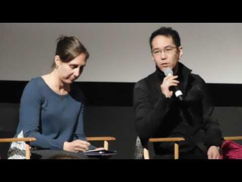 Kenji Kamiyama Talks About His Film NAPPING PRINCESS  3/19/17