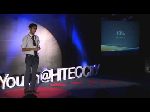 10%: What I learned as an LGBT activist | Nikhil Jain | TEDxYouth@HITECCity