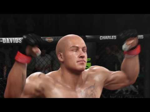 UFC® 2017 C. Coumasis (Greece) VS A. Johnson (Usa)