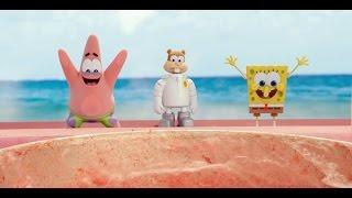 Губка Боб в 3D (трейлер телеканала Ultra HD)