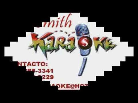 ANTHONY RÍOS TU VES QUE DUELE SMITH KARAOKE