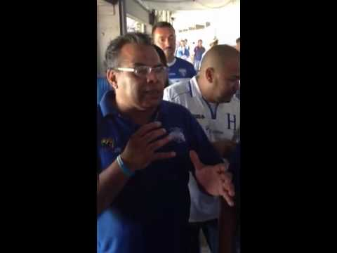 Cuba-Honduras Radio América