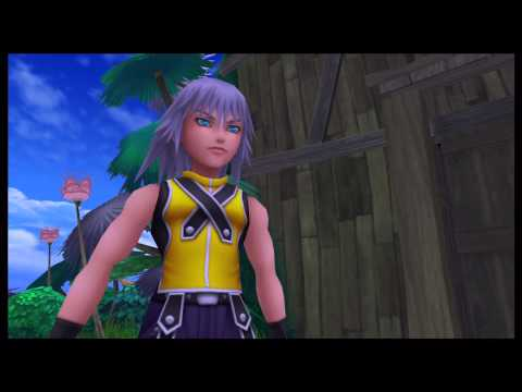 Kingdom Hearts 1 HD Walkthrough: Getting Food For The Raft