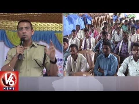 CP Vikram Jeet Duggal Takes Tribal People On 2-Day Excursion Trip To Hyderabad | V6 News