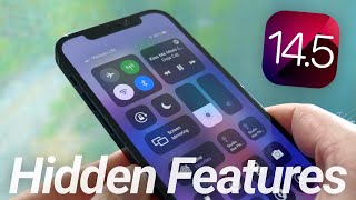 iPhone Hidden Features! iOS 14.5 Tricks