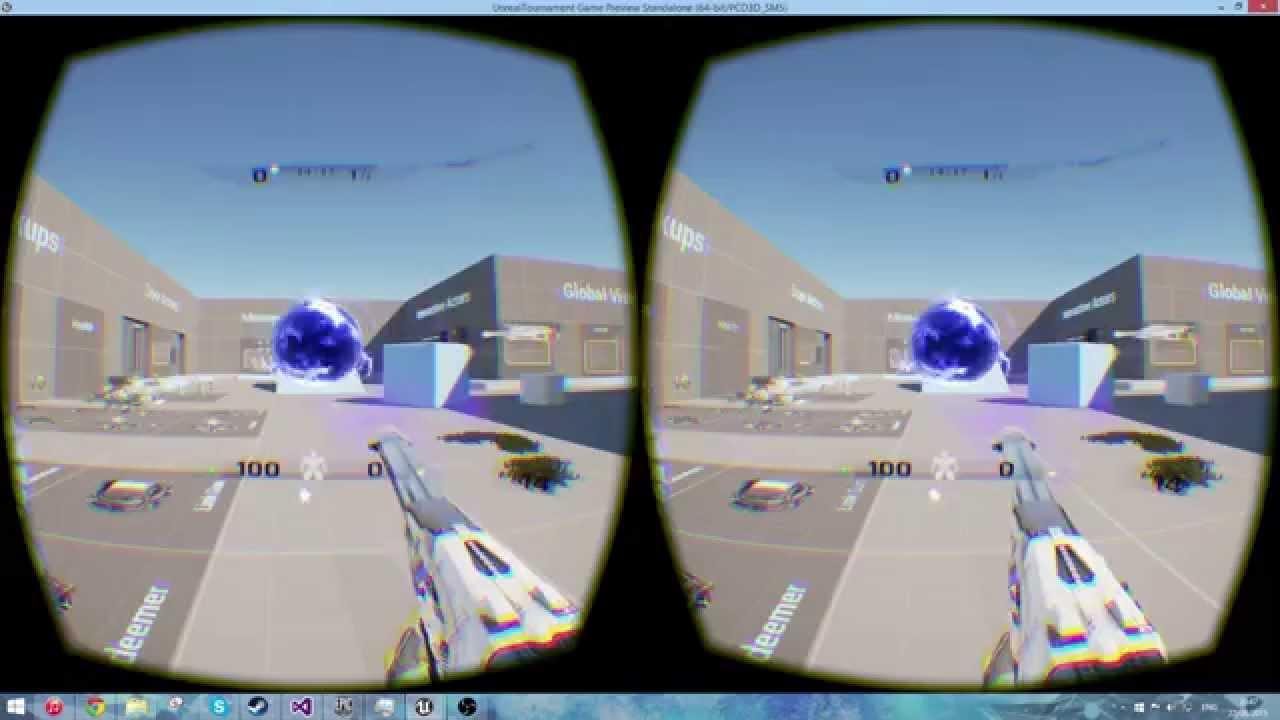 Unreal Tournament 4 Oculus Rift patch - Unreal Tournament Forums