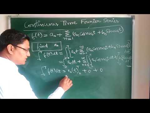 signals and systems(Continuous Time Fourier Series) gate lecture no.25