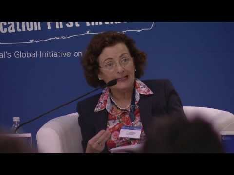 GESF 2014 Panel Discussion: Education: when does it start?