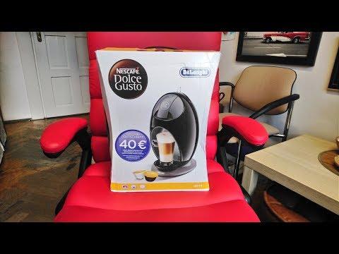 Brand NEW Nescafe Dolce Gusto Jovia Unpacking & Making Tea Latte