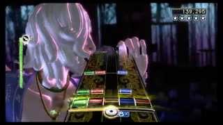 Rock Band 2 - T. Rex - Cosmic Dancer (Expert Guitar FC - Breakneck Speed)