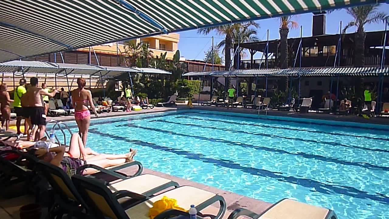 Crystal De Luxe Resort Spa 2015 Kemer Turcia Youtube