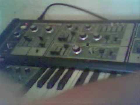 Roland SH 7 Vintage Analog Synth