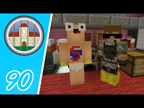 Dansk Minecraft - Prison #90: HAN ER SUPERMAN!!