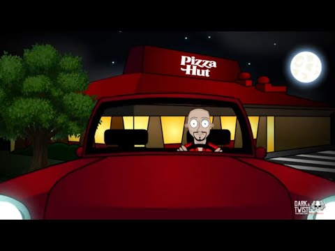 A TRUE SCARY PIZZA HUT HORROR STORY ANIMATED
