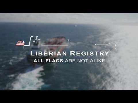 All Flags Are Not Alike - Liberian Registry
