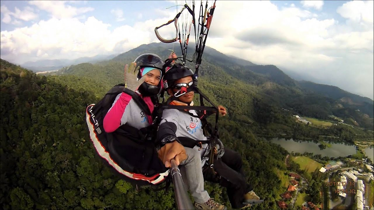 Image result for paragliding kuala kubu bharu malaysia