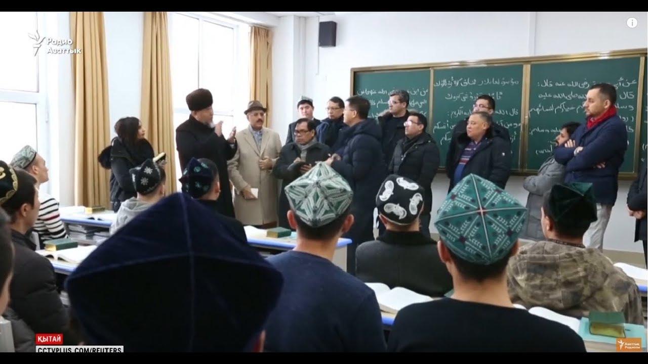 Новый призыв заступиться за меньшинства в Китае