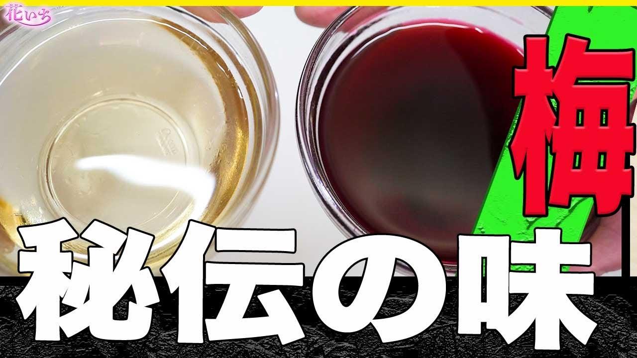 【自家製梅酢ダレ】梅酢を使って!凄技レシピ連発!簡単に出来るので作って下さいね