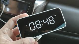 Mijia Smart AI Alarm Clock