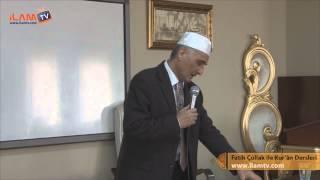 Kuran Dersi 135 - Fatih Çollak ile Kur'ân-ı Kerim Dersleri (Nisa Suresi 97-128. Ayetler)