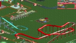 How to get free money cheat - Roller Coaster Tycoon 2