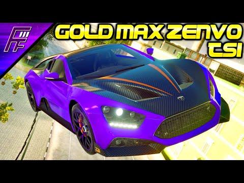 THE BETTER FENYR IS BACK! GOLDEN MAX Zenvo TS1 (6* Rank 4514) Asphalt 9 Multiplayer (feat. Rulue)